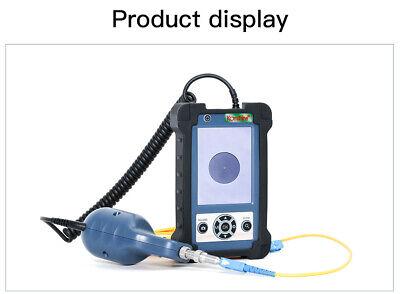 Fiber Optic Microscope Kip-600v Fiber Video Inspection Probe And Display 400x
