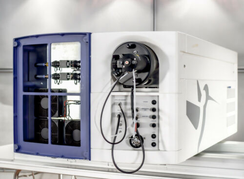Micromass Quattro LC Mass Spectrometer