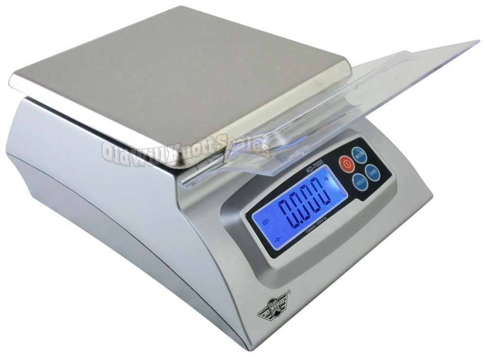My Weigh Kd-7000 Digital Kitchen/food/soap Making Scale 1...