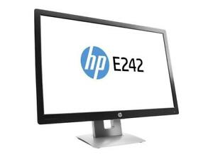 "HP Business E242 EliteDisplay 24"" LED LCD 1920 x 1200 HD Monitor"