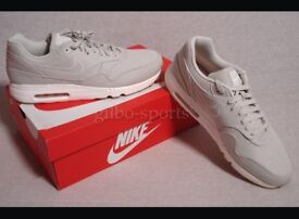 nike air max 1 ultra 2.0 txt Light Bone trainers UK size 10 new