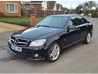 Stunning 60 reg Mercedes C250 CDI BlueEfficiency Twin Turbo, P/X, Finance, C/Cards welcome