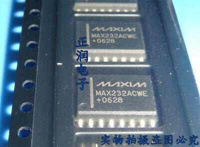 10pcs Max232acwe Encapsulationsop16