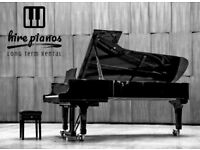 SELF PLAYING - BRAND NEW - STEINHOVEN SG227 - HIGH GLOSS BLACK GRAND PIANO