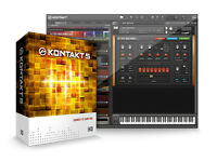 Kontakt 5 // FOR CUBASE // LOGIC // ABLETON // REASON