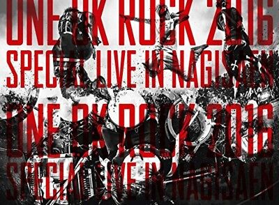 ONE OK ROCK 2016 SPECIAL LIVE IN NAGISAEN Blu-ray Japan AZXS-1019 4562256125105