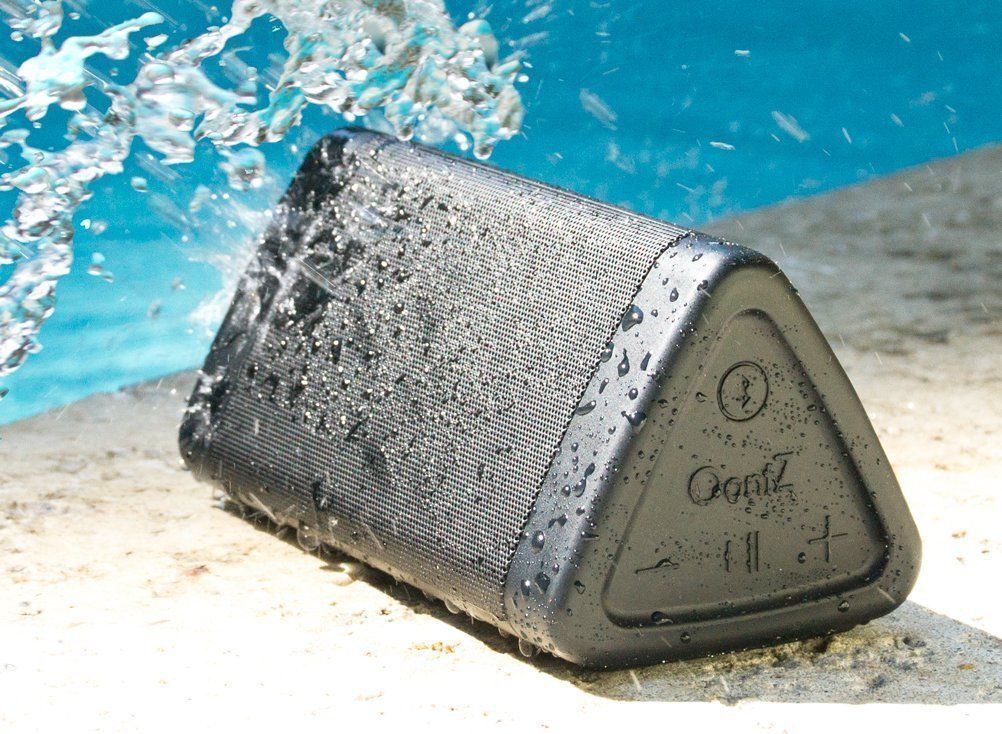 OontZ Angle 3 Enhanced Stereo Edition IPX5 Splashproof Porta