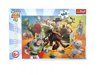 Childrens Toy Story 4 Puzzle Jigsaw Toy 160pc Christmas Disney