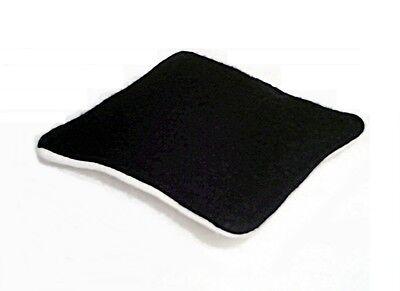 UHUAL lined fleece mats for critter beds ...