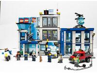 Lego city 60047 City police station.