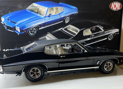 GMP / ACME 1972 LeMans GTO 1/18 Scale VERY LIMITED To ONLY 252 RARE