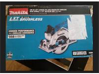 Makita XSR01Z Brushless 36 volt Rear handle circular saw body only 36v