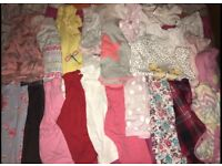 Girls clothes 9-12 months 20 +items bundle in lovely condition