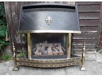 Valour Homeflame Super Gas Fire Log Effect