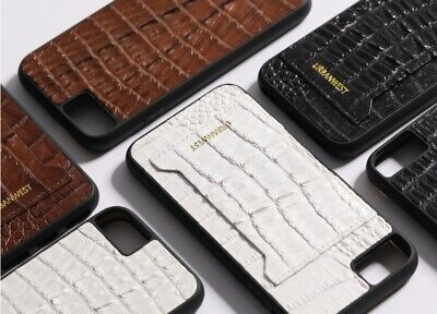 For Samsung Galaxy Note20 Ultra /UW Caiman Leather Backcover Mobile Phone Case