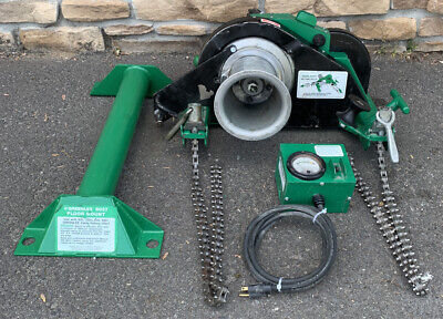 Greenlee 6001 Super Tugger Cable Puller 60006500 Lbs Awesome 1