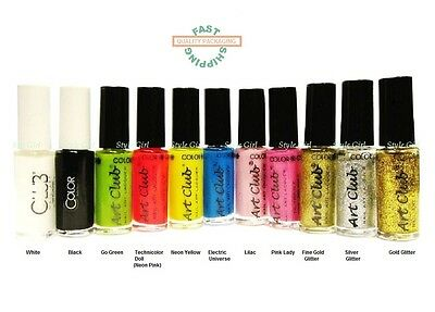 Color Club Nail Art Lacquer Your Choice FAST SHIPPING !!! ORDER BY 10 AM Art Club Nail Art
