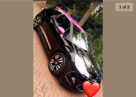 Citroen Ds3 dream style black and pink