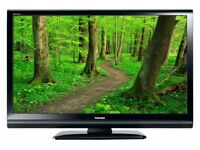 TOSHIBA 32 INCH LCD HD TV WITH BUILT IN FREEVIEW**CAN BE DELIVERED**
