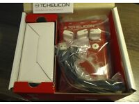 TC HELICON MIC MECHANIC VOCAL PEDAL