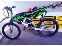 Boys brand New bike