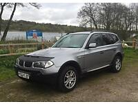 BMW X3 2.0d se swap for a smaller car or motorbike 400cc plus
