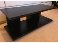 TV Stand - Black - Collection Only