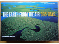 The Earth from the Air 365 days - stunning ariel photographs