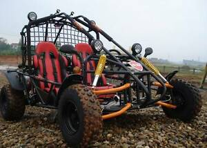 BANDIT 200CC GO KART DUNE BUGGY ATV BY SYNERGY OFF ROAD VEHICLES Burleigh Heads Gold Coast South Preview