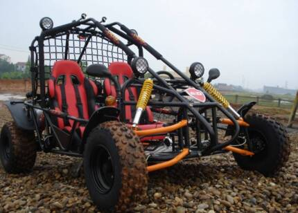 BANDIT 200CC GO KART DUNE BUGGY ATV BY SYNERGY OFF ROAD VEHICLES