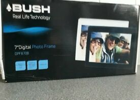 "New Bush 7""Digital Photo Frame"