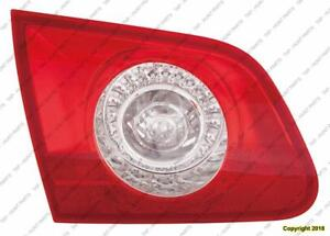 Trunk Lamp Driver Side(Back-Up Lamp) Wagon High Quality Volkswagen Passat 2007-2010