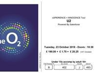 U2 2 x Tickets