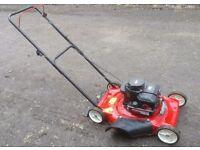 "LARGE 20"" Murray Rough Cut Petrol Lawnmower"