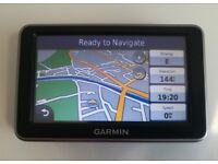 GARMIN nüvi 2340 GPS Sat Nav - UK & Ireland + Western Europe Latest Maps 2018.30 (no offers, please)