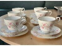 Vintage Paragon China Tea Set, 1960-63