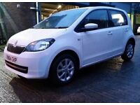 2014 (64) Skoda Citigo SE 1.0 MPI 5dr FSH £20 Road Tax