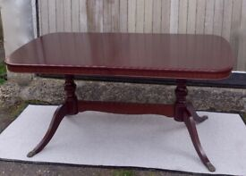 Dining Table, MarCoan Extendable, fine condition
