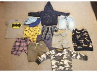 Boys age 1.5 - 2 years *summer clothes bundle * for sale *