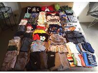 Boys 2-3 yr Old Clothes Bundle (x73 items)