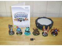 Nintendo Wii - Skylanders: Spyro Starter Pack + Dongle