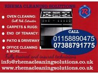 Rhema Cleaning Solutions (Domestics and Offices)