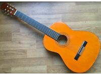 Hohner MC-05 6 steel Strings Acoustic 4/4 Guitar Spanish Classical Acoustic