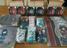 JOBLOT OF 70 BRAND NEW SANTORO GORJUSS/SANTORO LONDON ITEMS