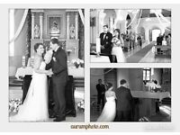 Professional female wedding photographer - Ceremony only £149, Full day inc photobook £700