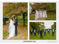 Professional female wedding photographer - Full day photography £500