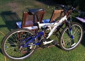 Cougar Optima mountain bike