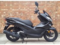honda pcx 125, 1 Owner! Mint condition, ONLY 1100 miles! (66REG)