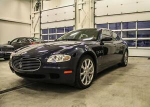 2005 Maserati Quattroporte DUOSELECT EXECUTIVE