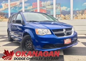 2013 Dodge Grand Caravan SE | 1 Owner | Super Low KMS | Keyless
